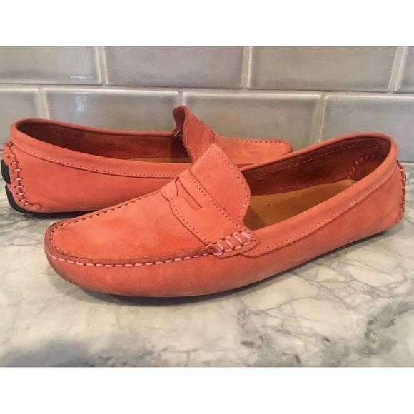 2152ae284b9 mercanti fiorentini Shoes - Mercanti Fiorentini penny moccasins pink 9.5